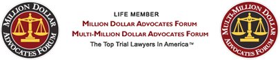 Million Dollar Advocate Forum; Multi-Million Dollar Advocates Forum