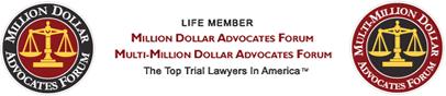 Million Dollar Advocate Forum; Multi-Million Dollar Advocates Forum